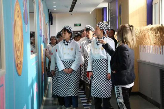 青海新东方烹饪学校-名企助力