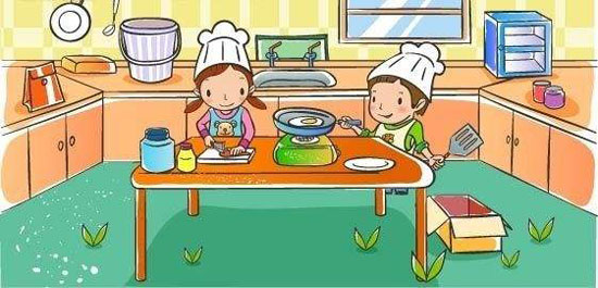 青海新东方烹饪学校-学蛋糕